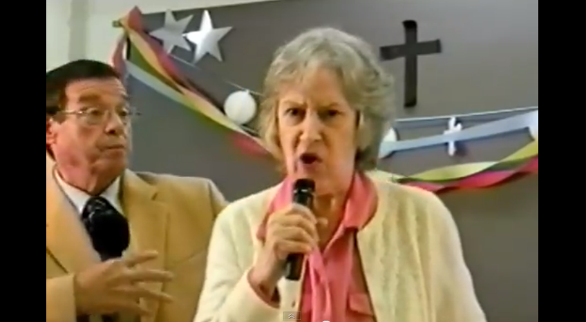 Rappin' for Jesus