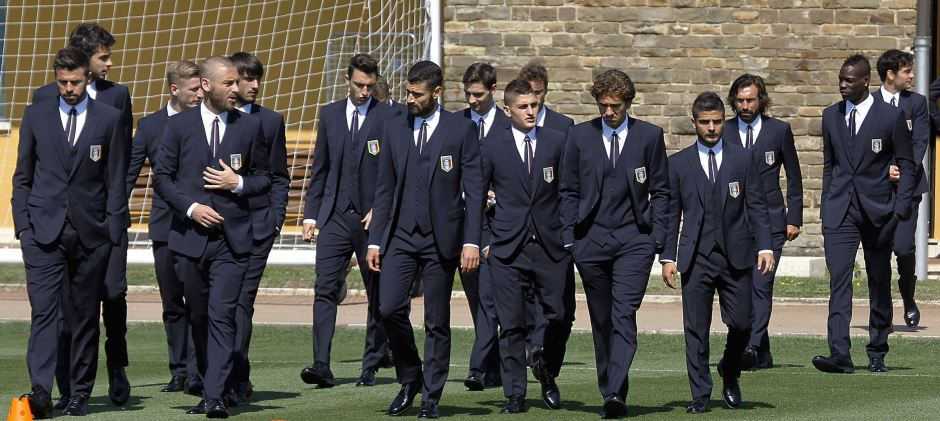 Italy Soccer WCup