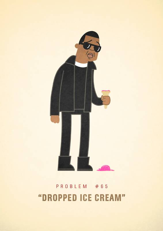 Jay Z S 99 Problems Illustrated In A Book