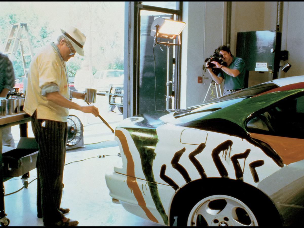 1995-BMW-850-CSi-Art-Car-by-David-Hockney-David-Hockney-Painting-1280x960
