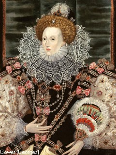 GEORGES GOWER_ELISABETH_ICONE 1588