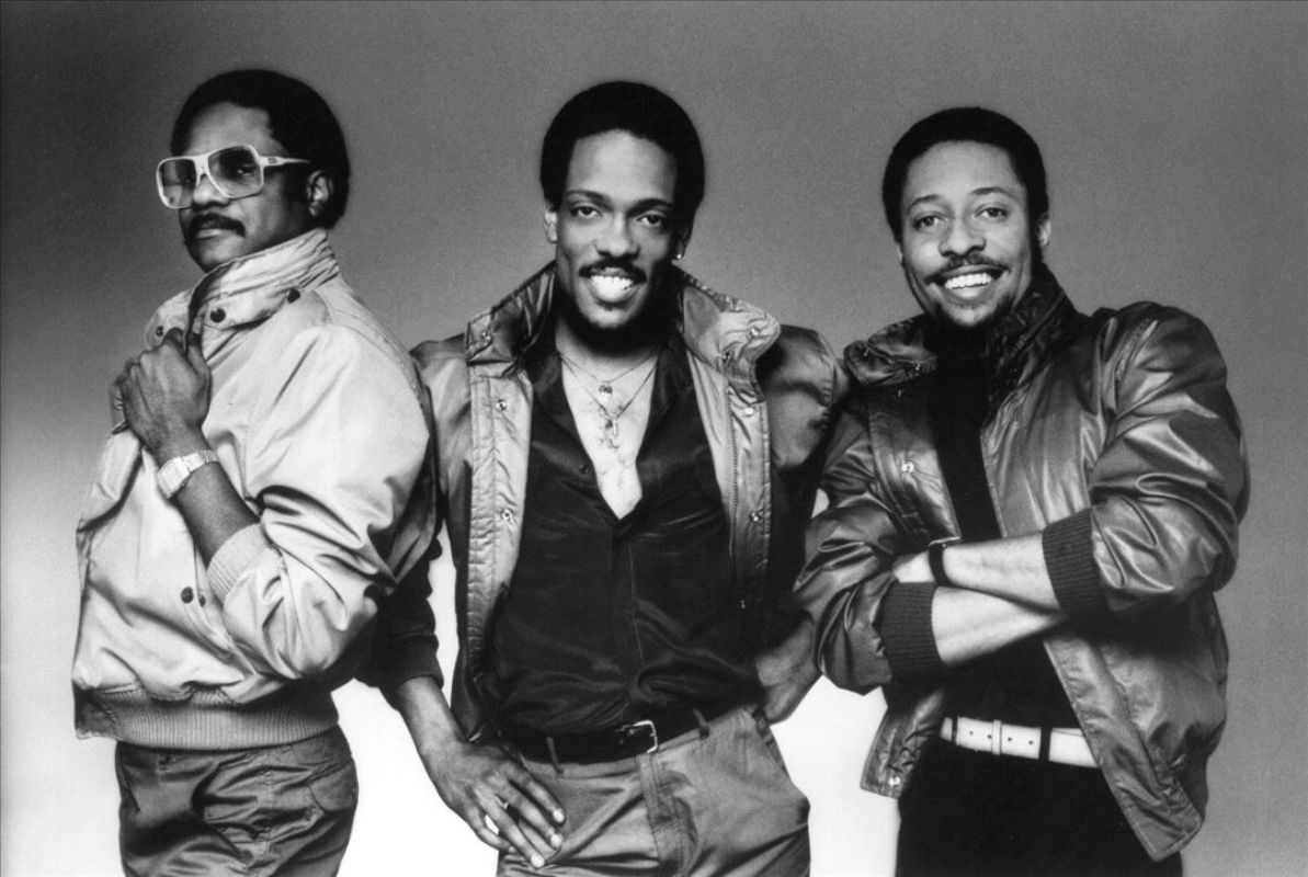 the gap band, charlie wilson