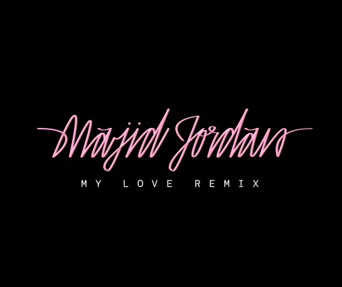 Majid Jordan - My Love Remix image de couverture