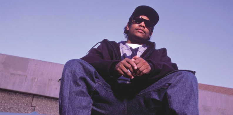 Eazy-E Ruthless Records
