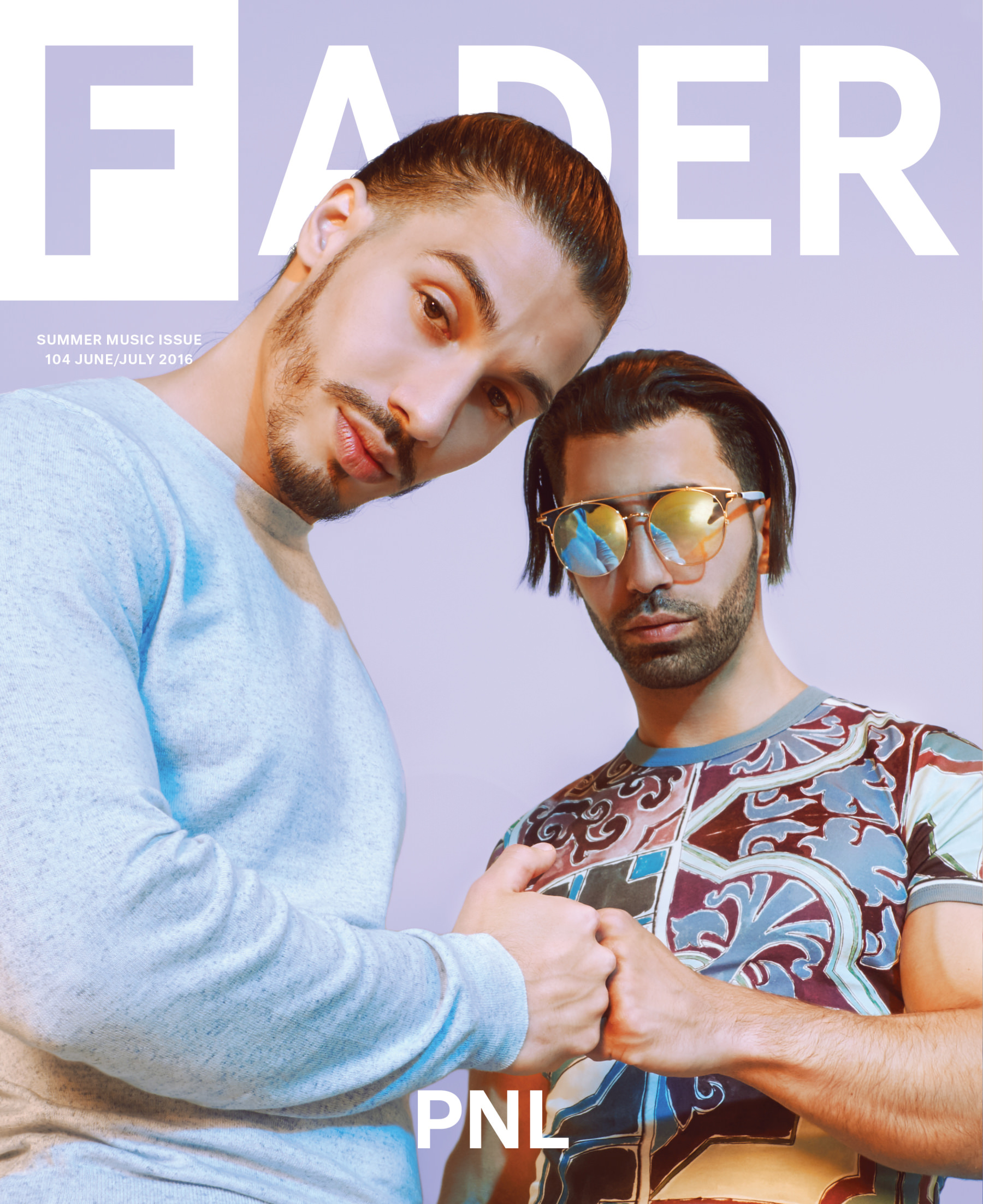 Pnl En Couverture De The Fader
