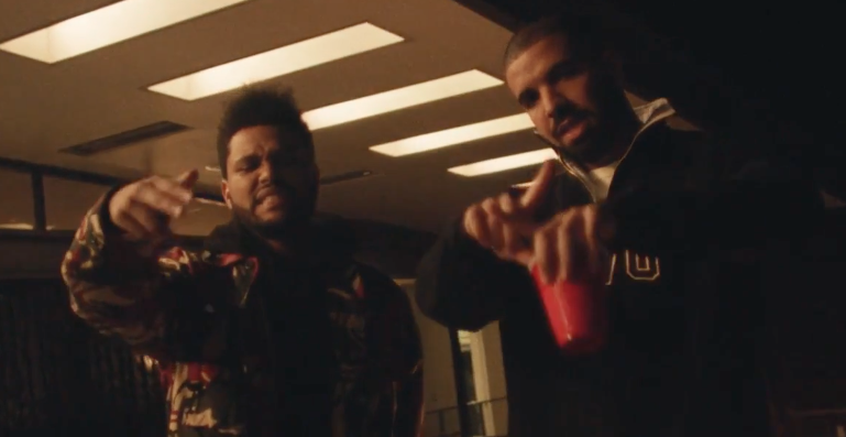 The Weeknd et Drake