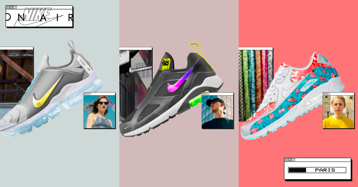 sports shoes hot new products half price QUI ÊTES-VOUS ? : Coralie, Lou & Quentin, les 3 finalistes ...